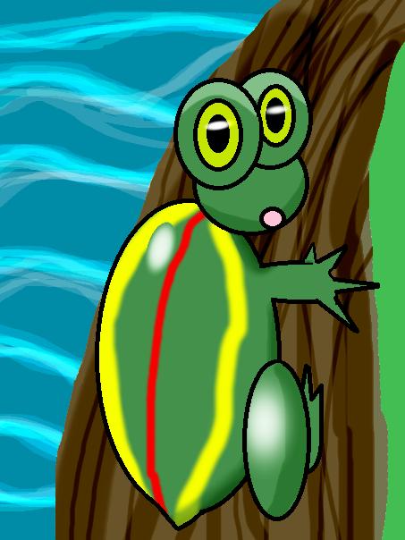 Froggyton by LordHanyouInuyasha