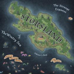 Storsland.