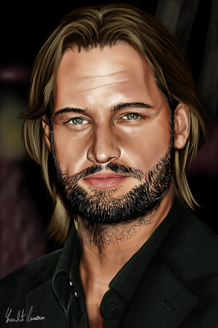 Josh Holloway by punisher357