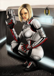 Shepard by punisher357