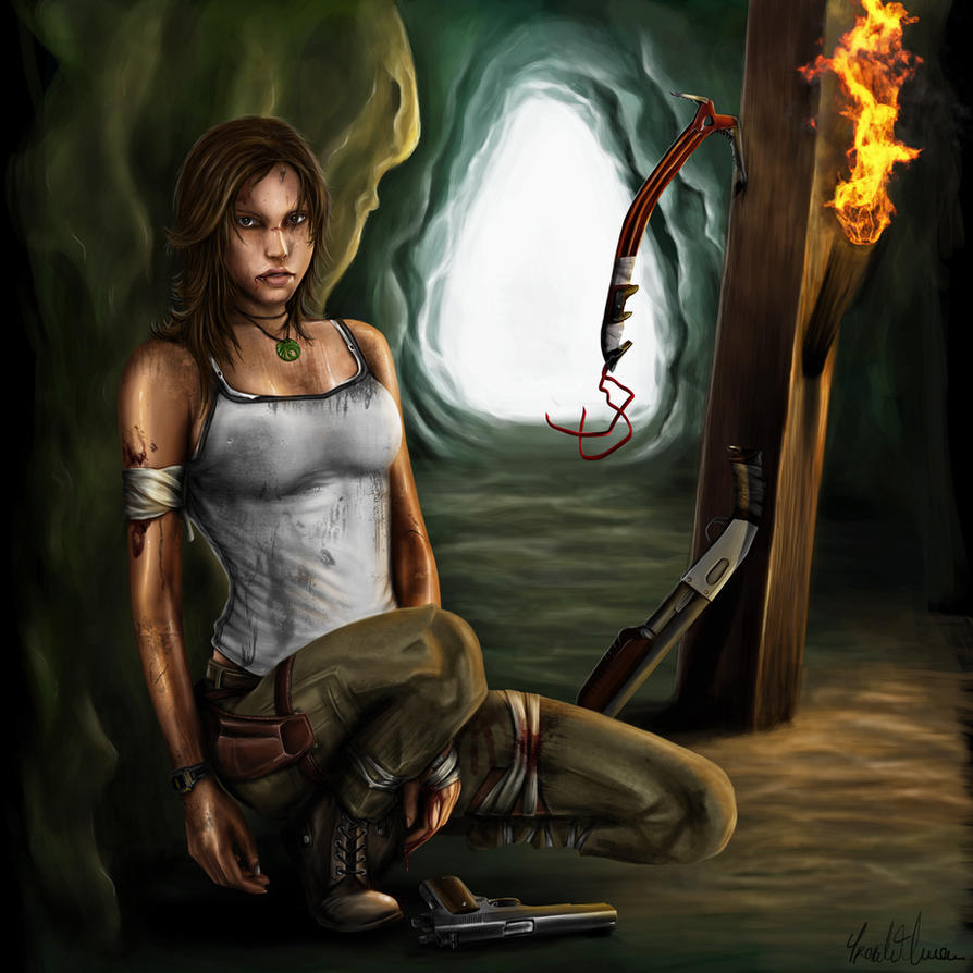 Tomb Raider by punisher357