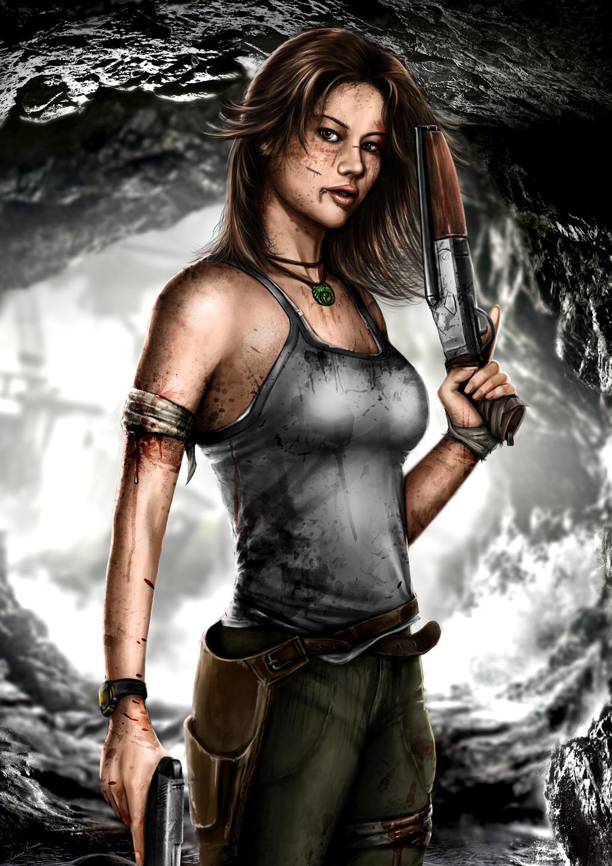 Tomb Raider Reborn by punisher357