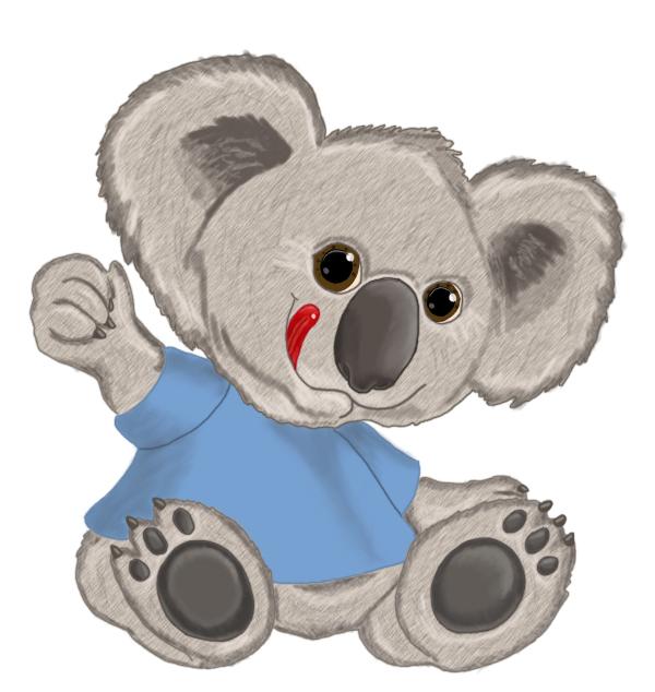 Koala T. by ksquared1166 on DeviantArt