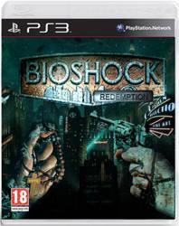 Fake fanart Caratula Bioshock by Malco65