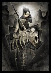 Don Quichotte by Trez-Art