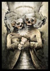 La Danse Macabre by Trez-Art