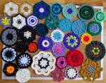 Crochet a Day Week 5