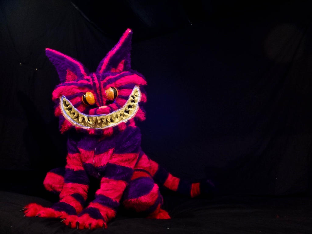 Cheshire Cat by MonstrositiesNZ