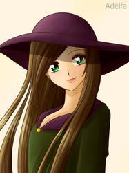 Sombrero by Adelfa3