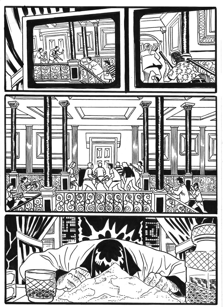 Conan Scarface 1 by caiooliveira