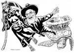 Goodbye Terry Pratchett