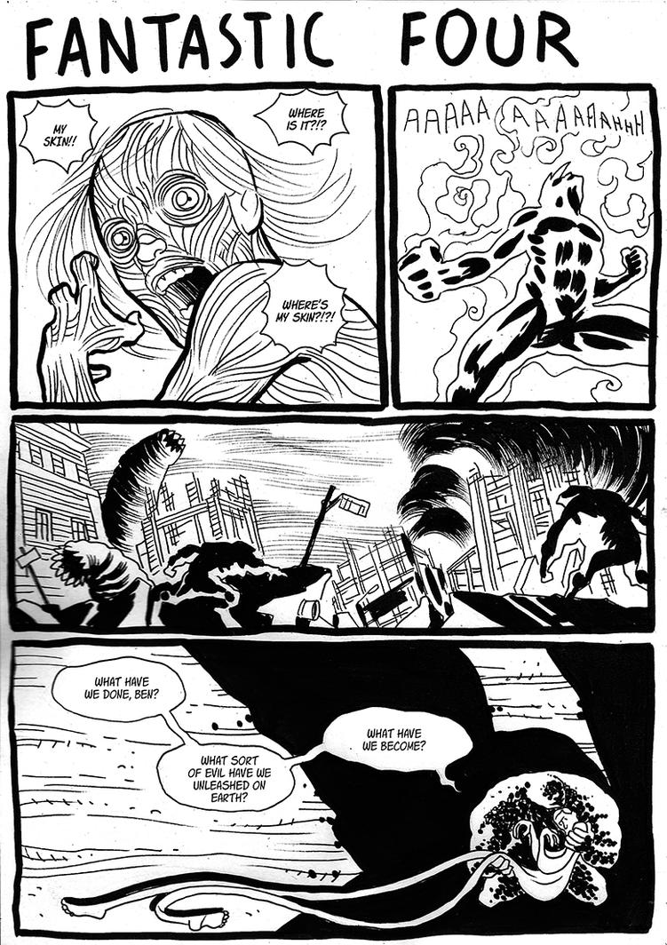 Fantastic Four Movie pg 4 by caiooliveira