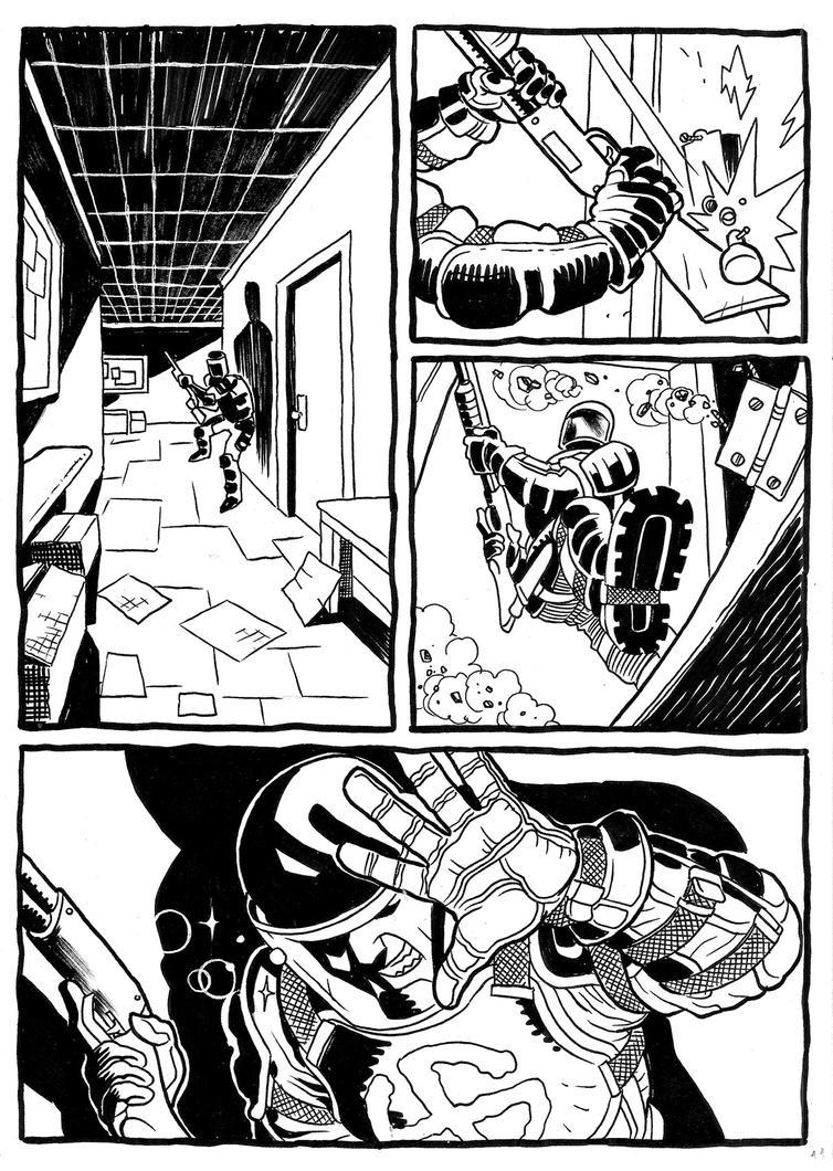 Caio Oliveira Postal 16 pg 11 by caiooliveira