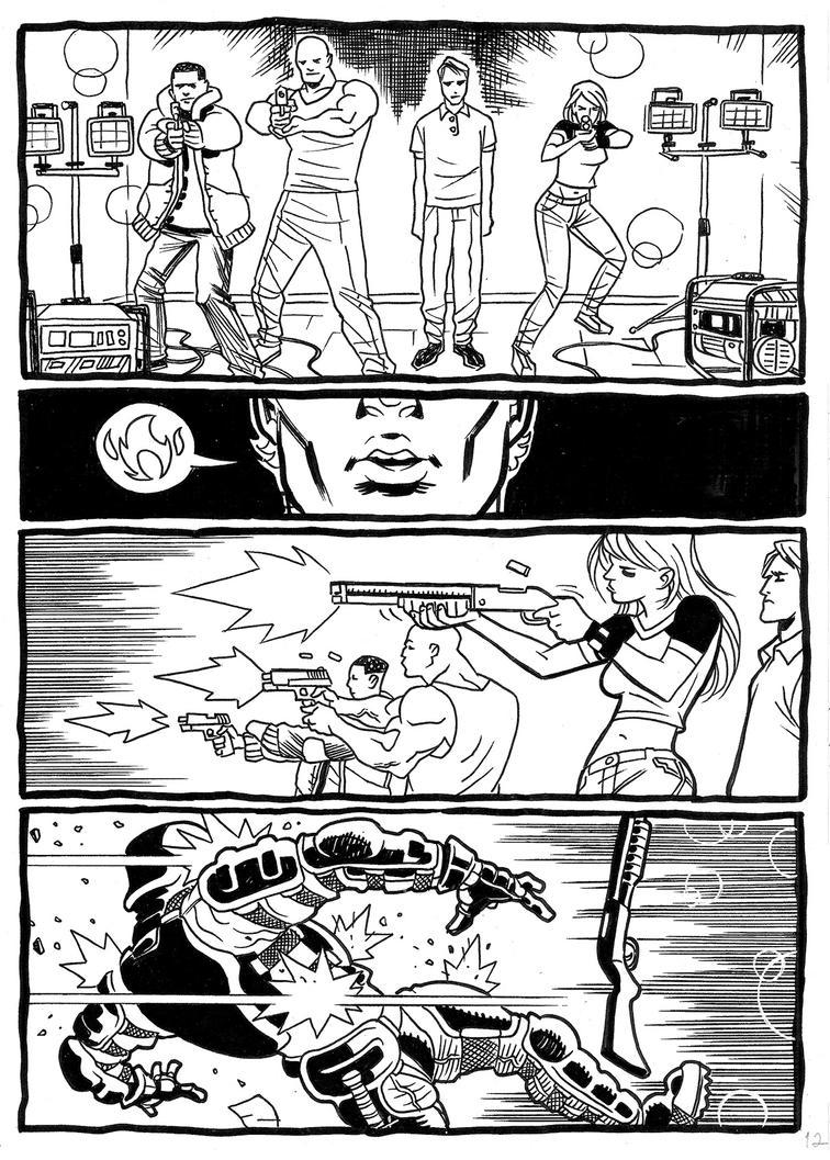 Caio Oliveira Postal 16 pg 12 by caiooliveira
