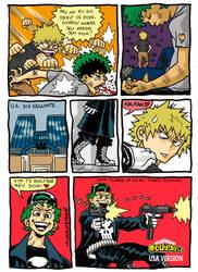 Boku No Hero Usa Version by caiooliveira