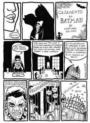 Casamento Batman by caiooliveira