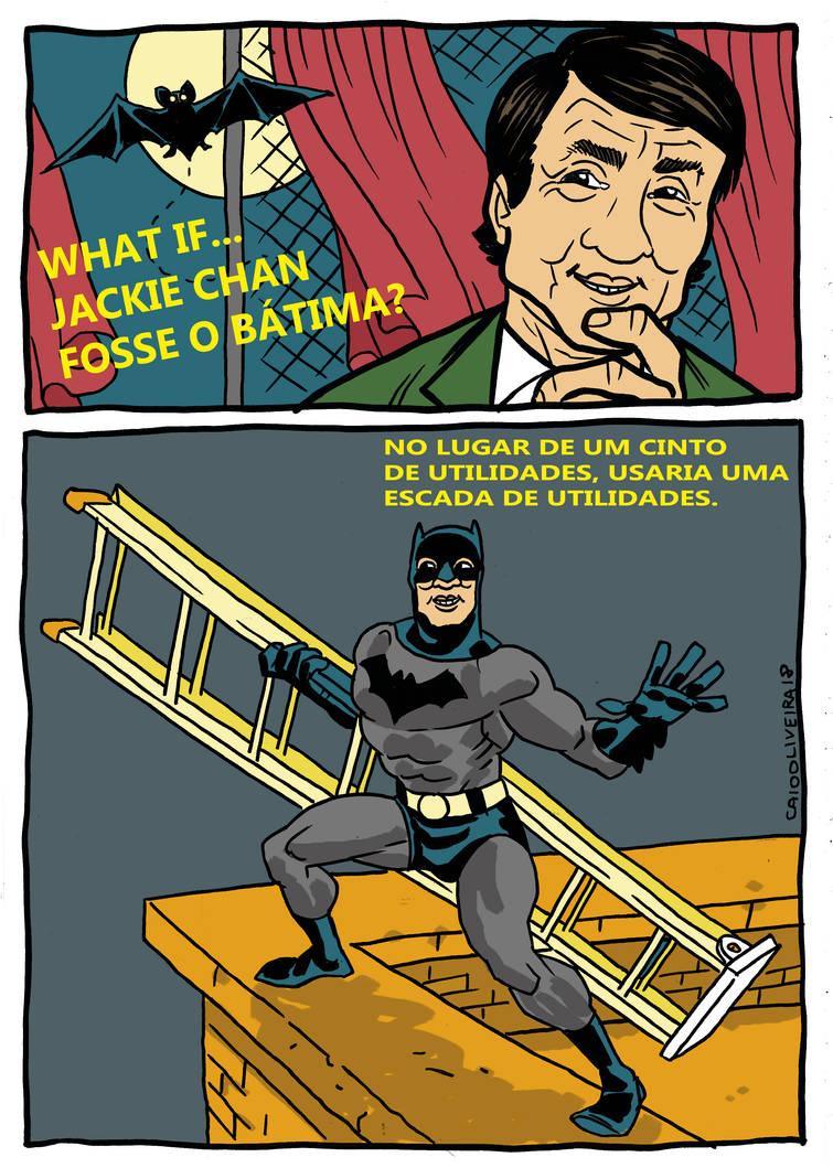 Bat-chan by caiooliveira