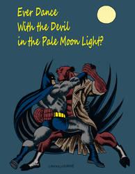 Batman Luz Do Luar by caiooliveira