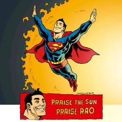 Superman Praise The Sun