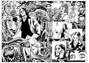Top Cow Artifacts pages 4 and 5