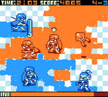 Splatoon - Only for Game Boy Color