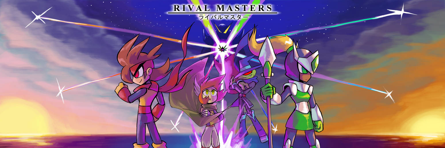 RIVAL MASTERS - Banner
