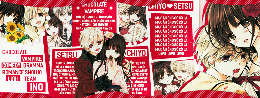 Chocolate Vampire 2.0