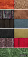 High-Res Fabric Textures
