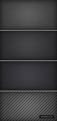 Carbon Fibre Photoshop Pattern
