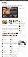 Repro WordPress Theme
