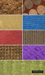 Free High-Res Fabric Textures by ormanclark