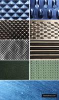 9 Metal Surface Textures