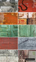 Free Grungy Surface Textures
