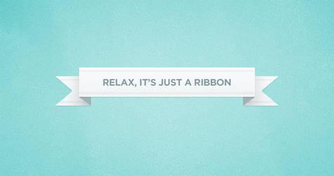 Pretty Little Folded Ribbon