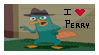 I love Perry Stamp by AndiiGrr