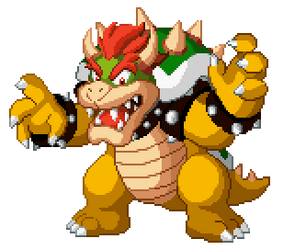 King of the Koopas by TheBlackHex