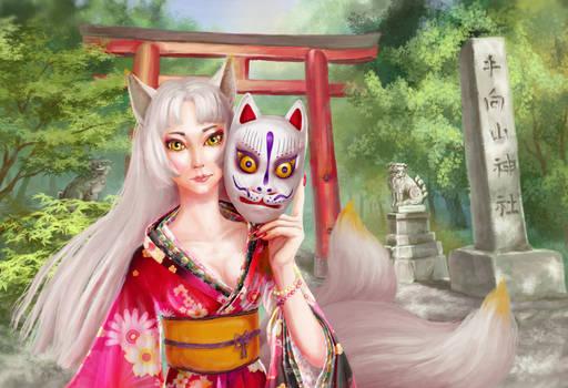 Kizune Nara Style