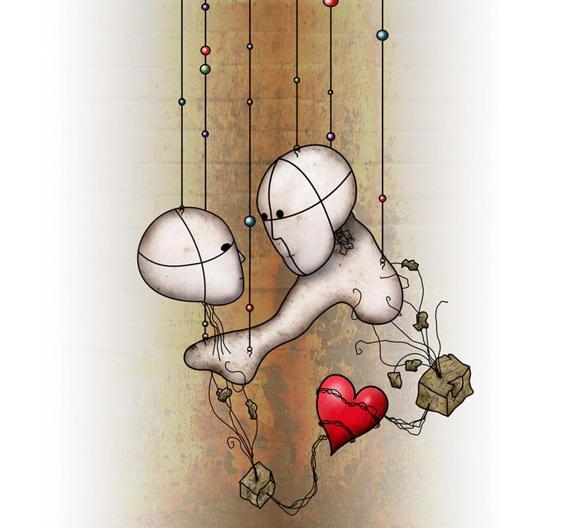 imobiles amoureux