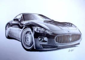 Maserati Grand Turismo