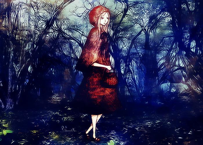 Little Red Riding Hood by KuroAyumu