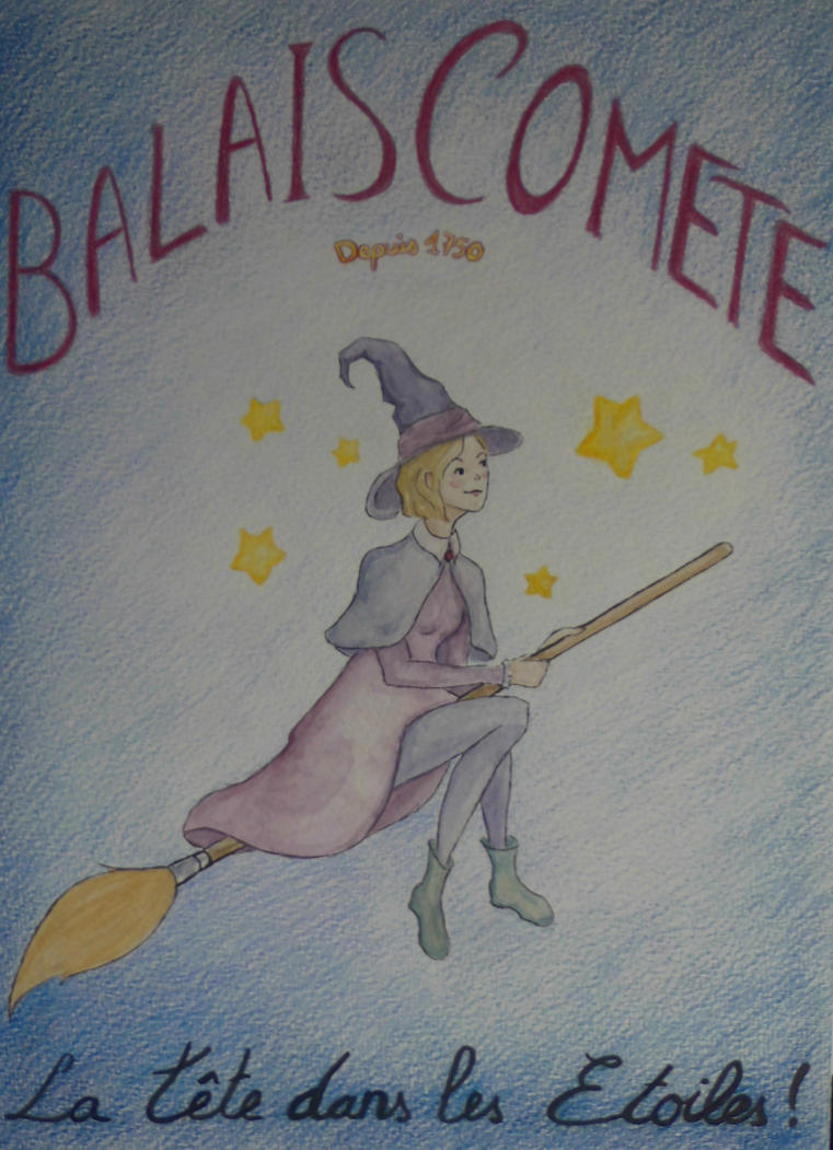 Balais Comete by KuroAyumu