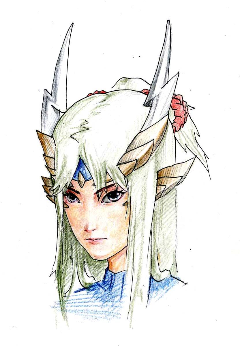 Jinouga armor head by 4164120003