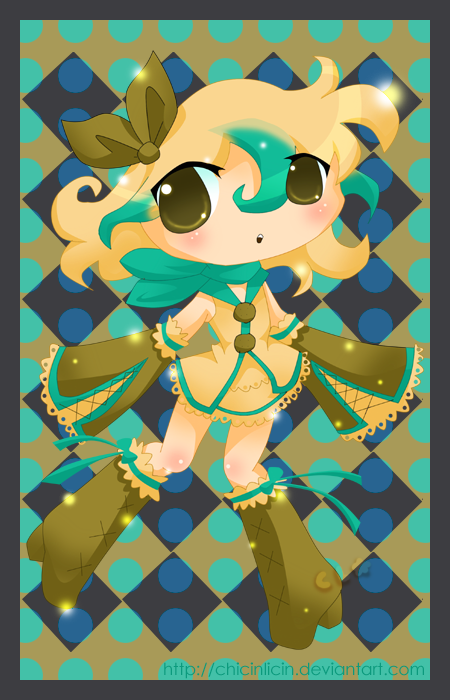 Shiny Leafeon:. by chicinlicin on DeviantArt