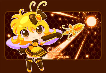 Honey Beam by chicinlicin