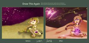 Draw this Again : Stargazer