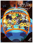 Ratchet and Clank 10th Anniversary~