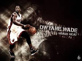 Dwyane Wade by bakesix