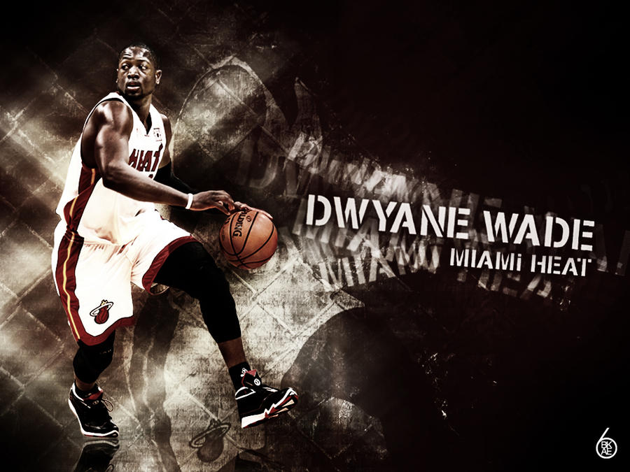 dwyane wade wallpapers. Dwyane Wade by ~bakesix on