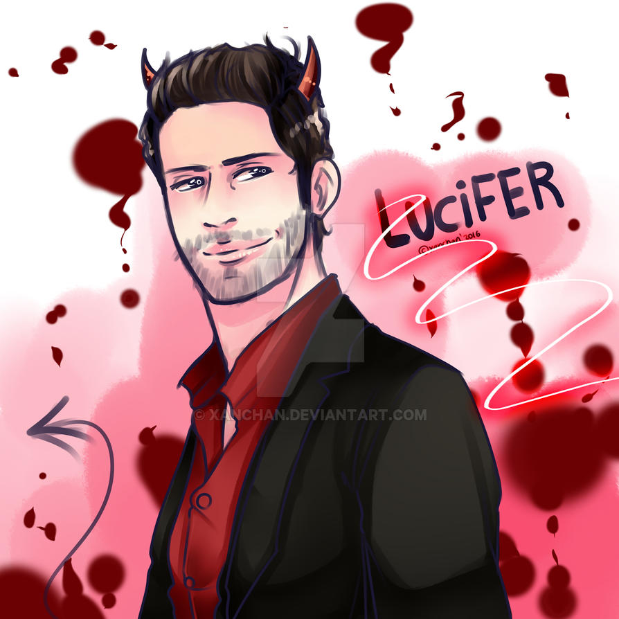 Watched Lucifer From Fox S1e1: Lucifer Morningstar By XanChan On DeviantArt