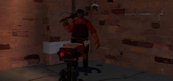 Engi's First REAL Sentry